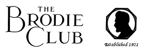 The Brodie Club, established 1921